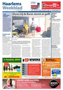 Haarlems Weekblad over de competitie streetfishing