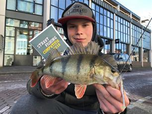 Inschrijving competitie streetfishing 2019 geopend